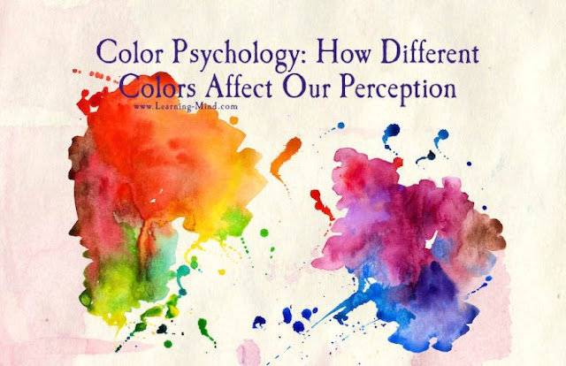 Color Psychology: How Different Colors Affect Our Perception