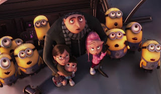 Gambar Minion Despicable Me 3 Agnes Edith Margo Gru