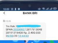 Bantuan Rp 2,4 Juta Bisa Dicek Lewat HP Gak Perlu ke Bank, Buat Tambahan Modal