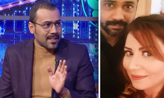 bassem hamraoui et sa femme fekret sami fehri
