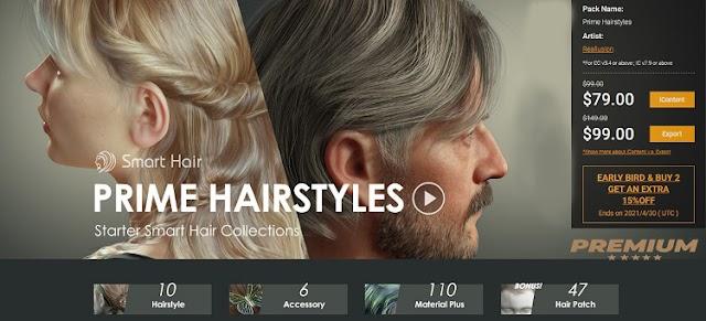 SMART HAIR _ PRIME HAIRSTYLES