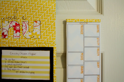 make an organizer