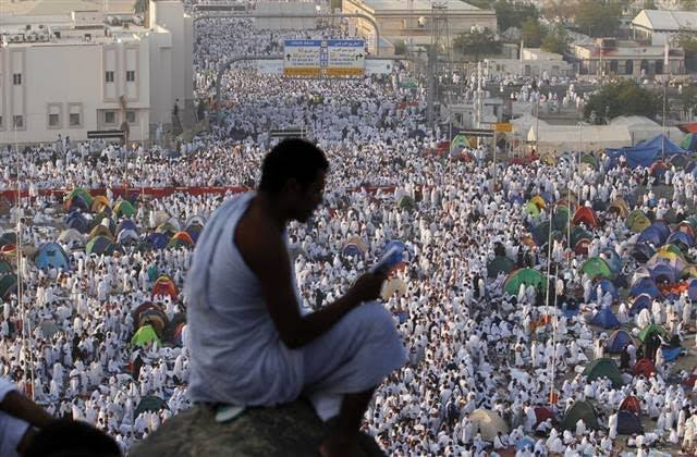 How many times was Hajj cancelled in history?