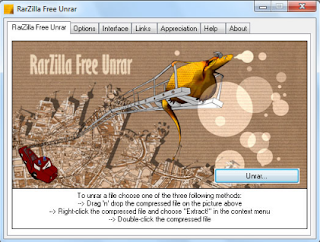 Download RarZilla Free Unrar