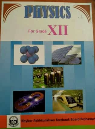 2nd year physics book for federal board and kpk board pdf