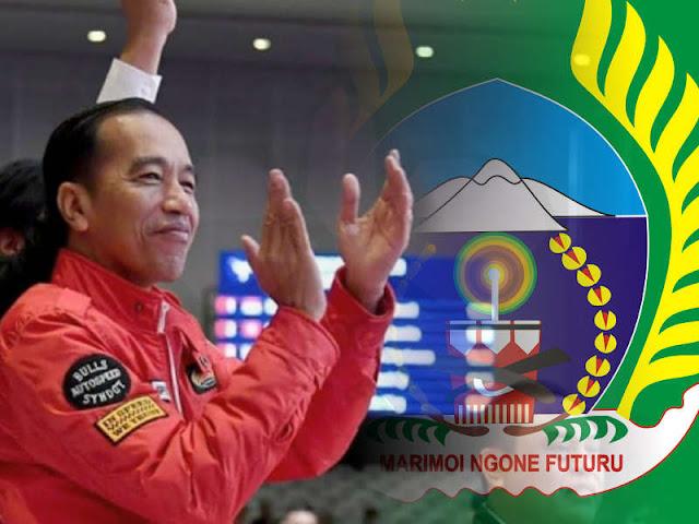 Jokowi Akan Hadiri Hari Olah Raga Nasional 2018 di Ternate