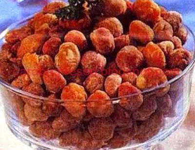 Foto Resep Kacang Telur Pedas Merah Garing Renyah Sederhana Spesial Asli Enak