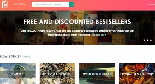 9 Situs Terbaik Untuk Download Buku Gratis Dijamin Legal Brankaspedia Blog Tutorial Dan Tips