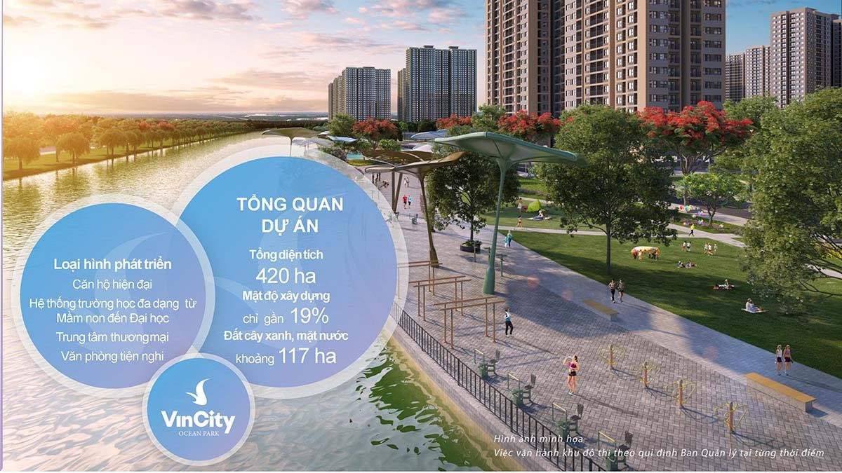 Mở bán VinCity Ocean Park Gia Lâm