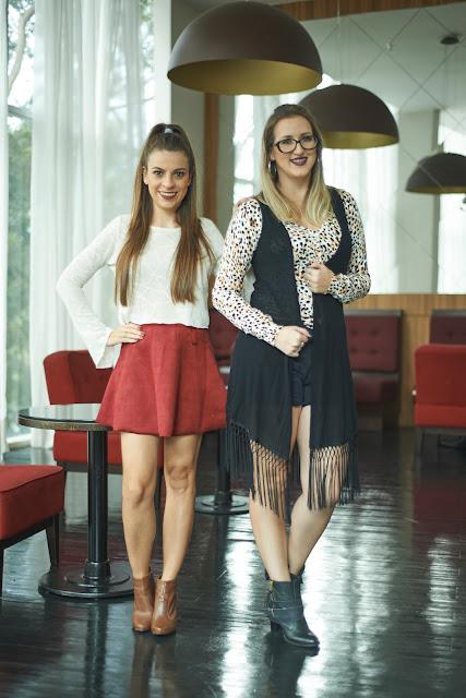 Editorial Blogueiras de moda