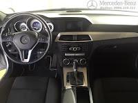 Mercedes C200 Edition 2013 đã qua sử dụng nội thất màu Đen