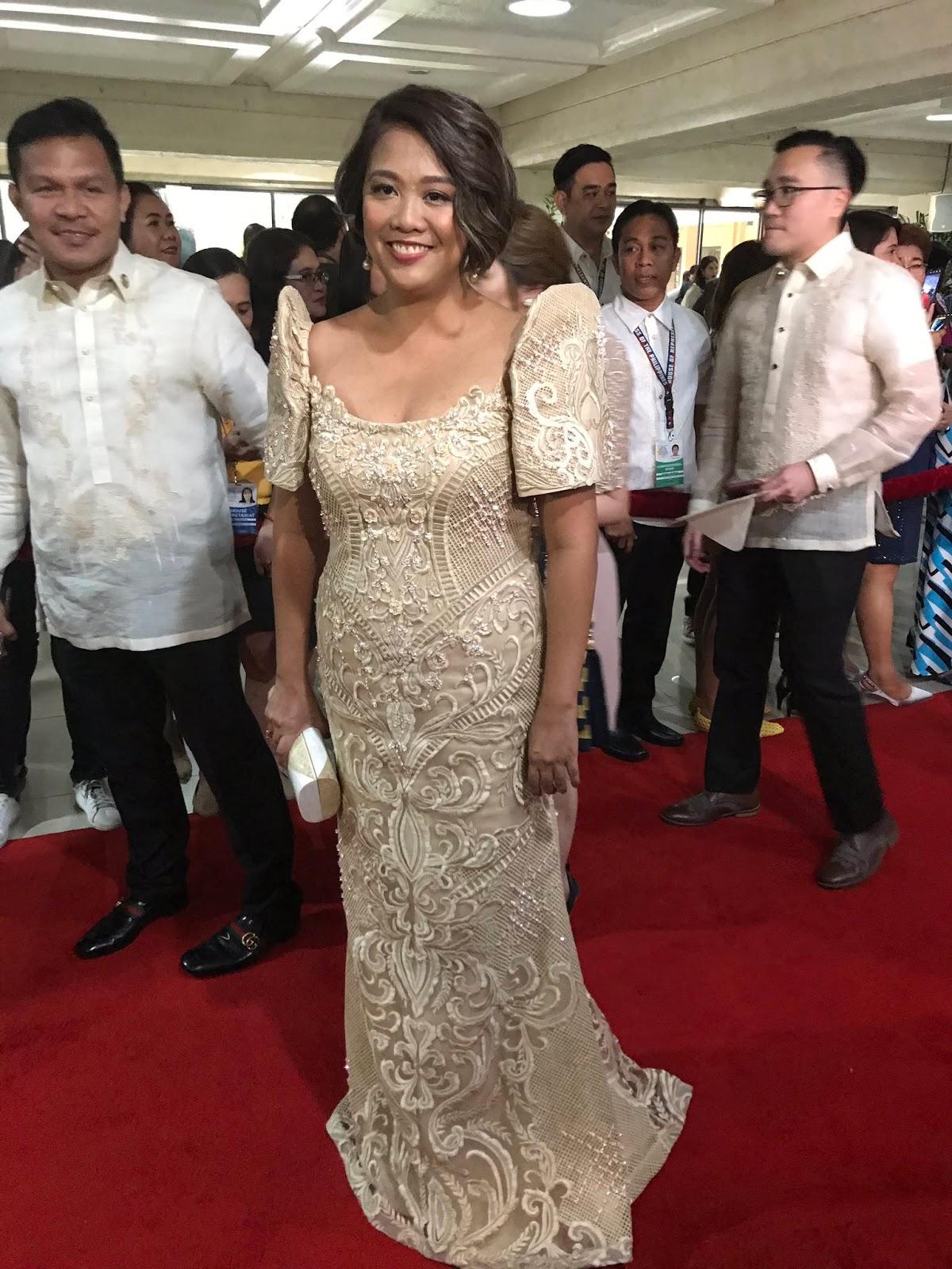Senator Nancy Binay