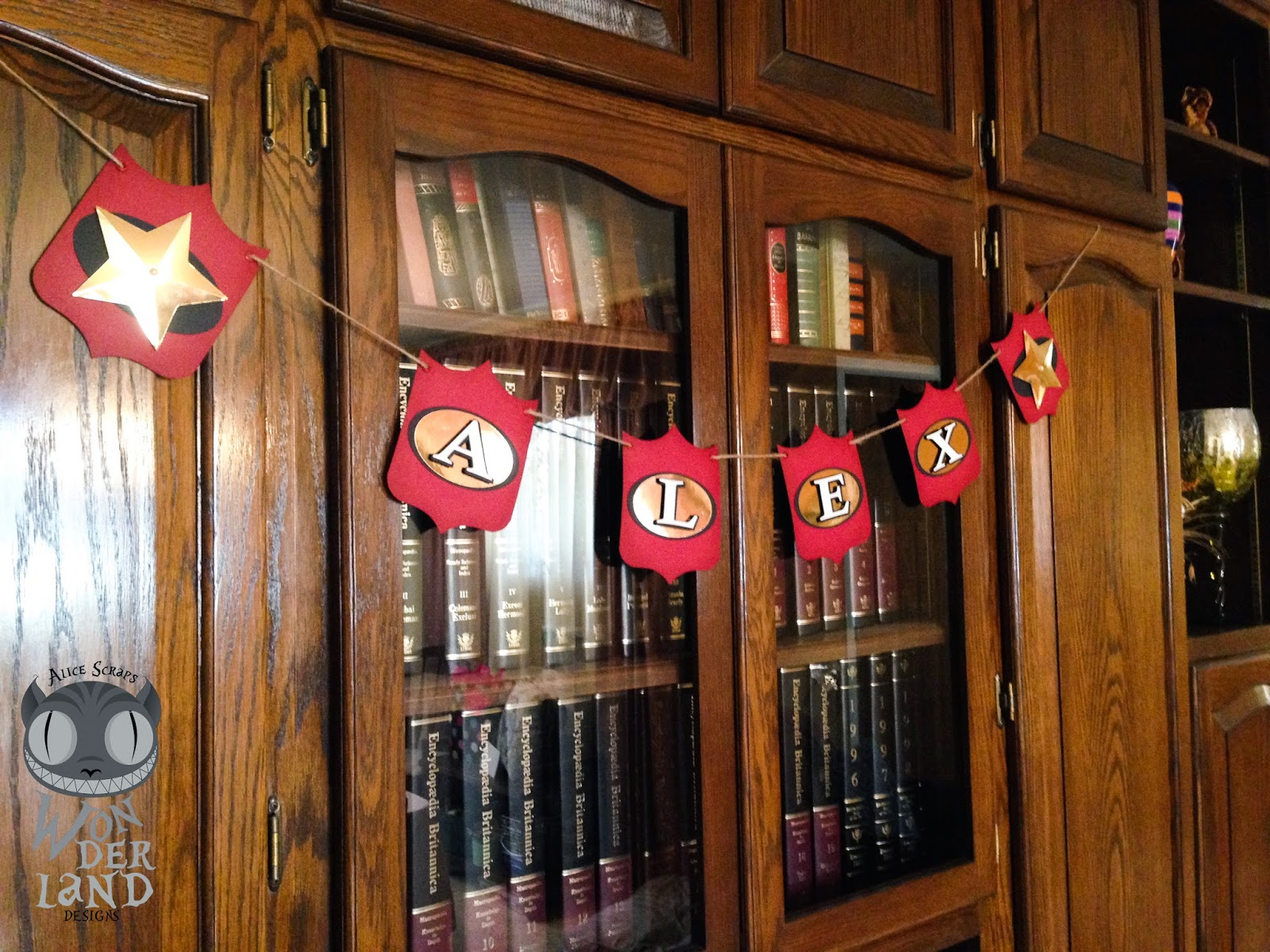 banner, paper crafting, pennant, 49ers, NFL, football, birthday