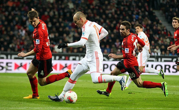 Leverkusen vs Bayern Munich