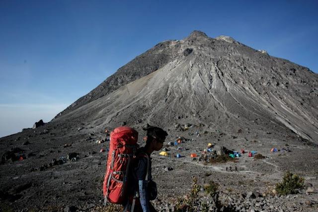 Sebelum Mendaki Gunung