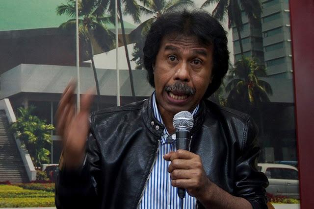 Margarito Kamis Pertanyakan Kedaulatan Rakyat Era Pemerintahan Jokowi