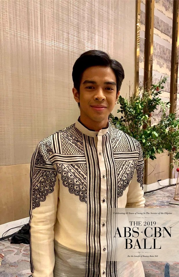 Jin Macapagal ABS-CBN Ball 2019