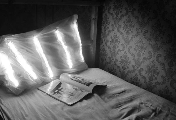 Luminube Glowing Pillow Light