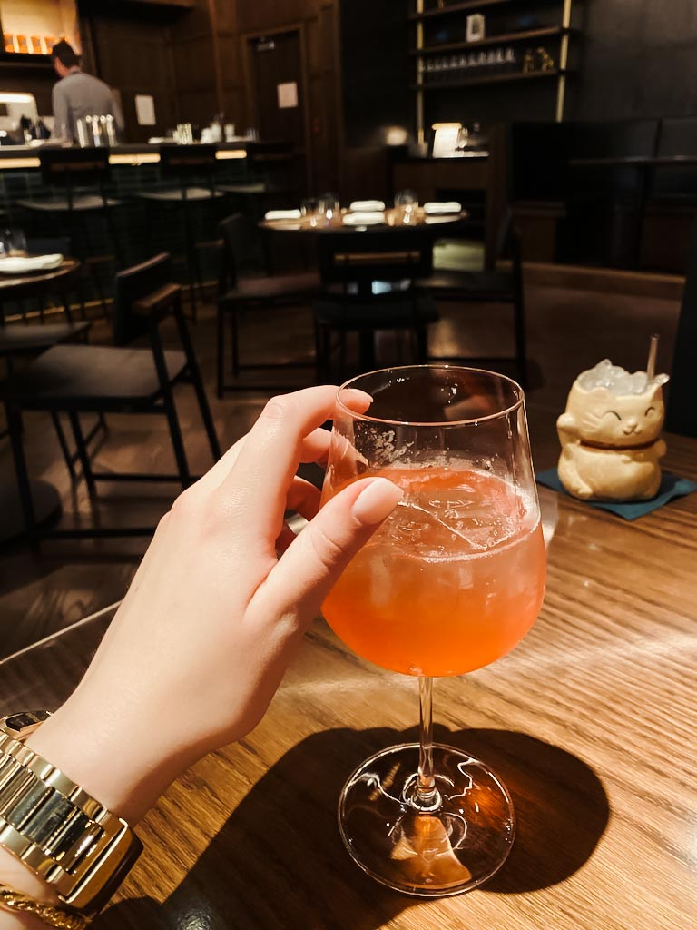 kawi momofuku hudson yards nyc cocktails