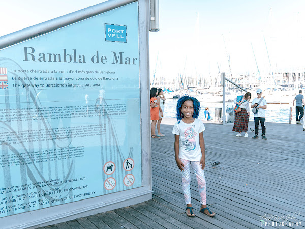 How To Have Fun With Kids In Barcelona ~ #TravelTuesday #VisitBarcelona