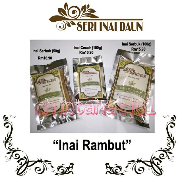 Review Produk : Seri Inai Daun