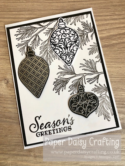 Christmas Brightly Gleaming Stampin Up