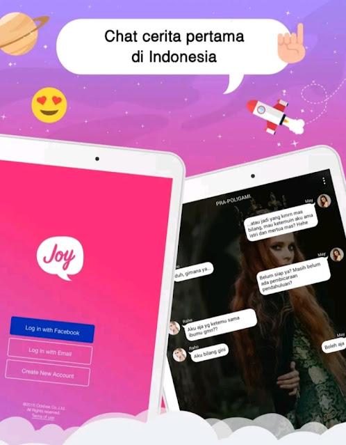Joylada Adalah Aplikasi yang Bisa Menjadikanmu Seorang Penulis