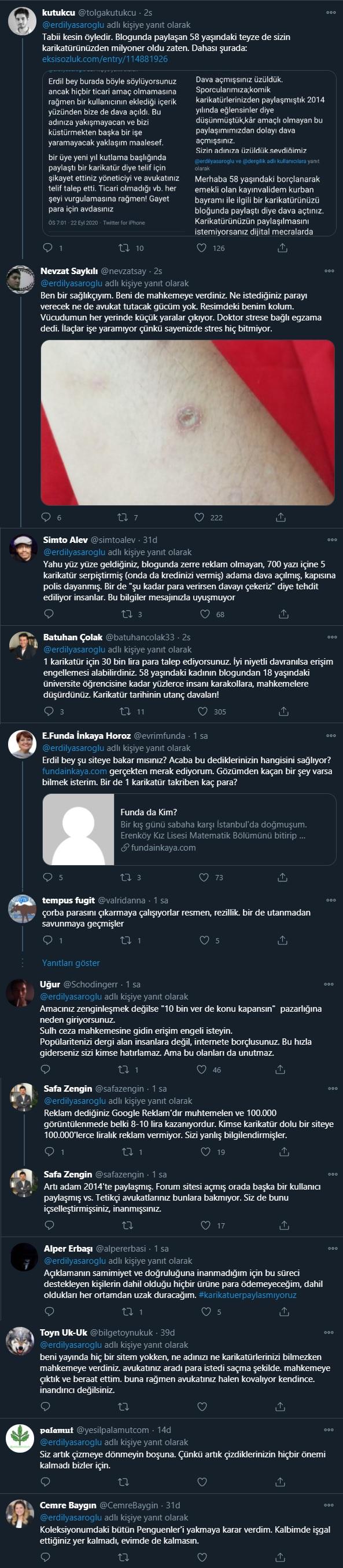 Erdil Yaşaroğlu Utancı