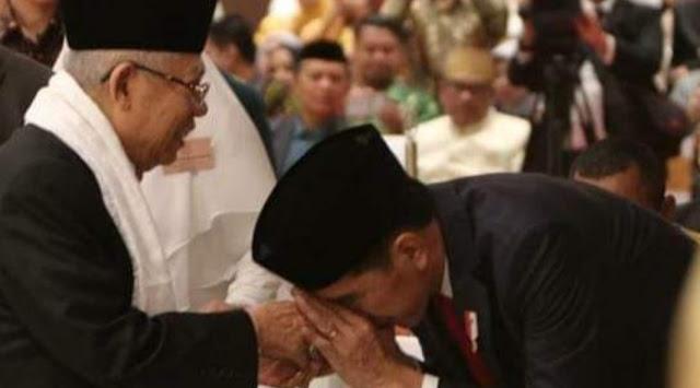 Mengapa Warga NU Harus Pilih Jokowi – KH Ma'ruf Amin? (2)