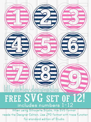 lilly ashley designables free cut files
