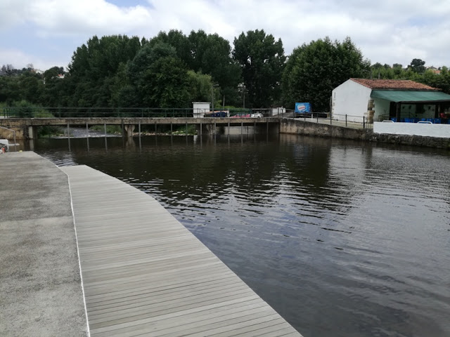 Ponte sobre o Rio Ceira e Serpins