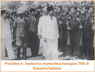 Perjuangan Pemerintah di Sumatra Selatan untuk Mempertahan Kemerdekaan