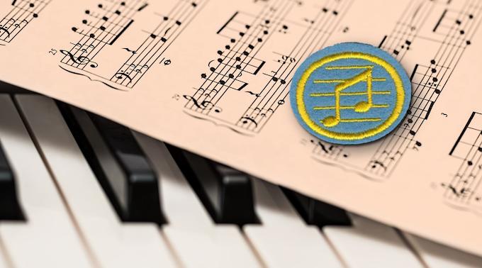 ESPECIALIDADE DE MÚSICA - Quer aprender mais sobre música? Vem com a gente!
