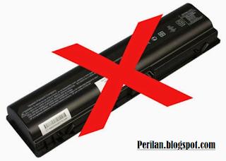 """4 Cara Ampuh Memperbaiki Baterai Laptop Yang Rusak """"Plugged In, Not Charging"""""""