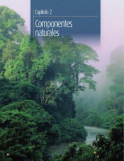 Apoyo Primaria Atlas de Geografía del Mundo 5to. Grado Capítulo 2 Componentes naturales