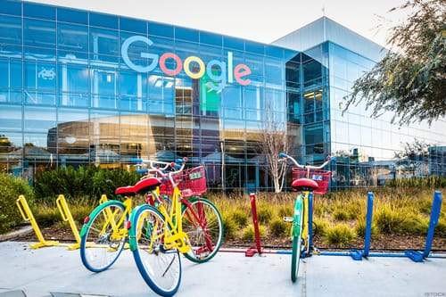 Google only wants to use renewable energy