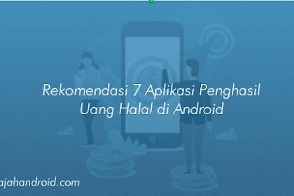 Rekomendasi 7 Aplikasi Penghasil Uang Halal di Android