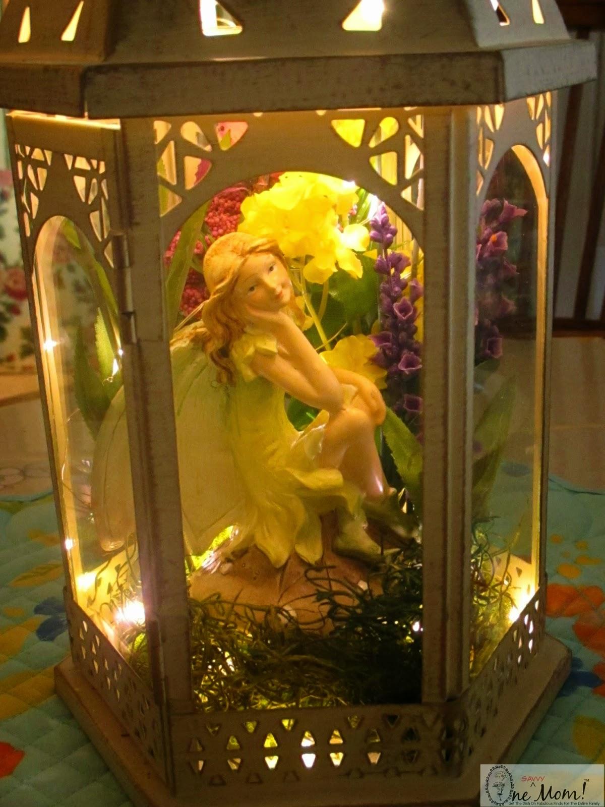 One Savvy Mom Nyc Area Mom Blog Diy Fairy Lantern