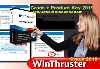 Winthruster Product Key + Serial Keys 2019 (Download)