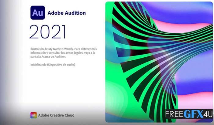 Adobe Audition 2021 v14.4