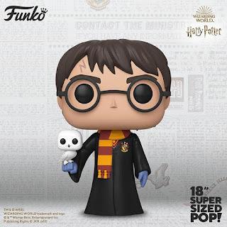 Funko anuncia boneco de Harry Potter de quase meio metro de altura | Ordem da Fênix Brasileira