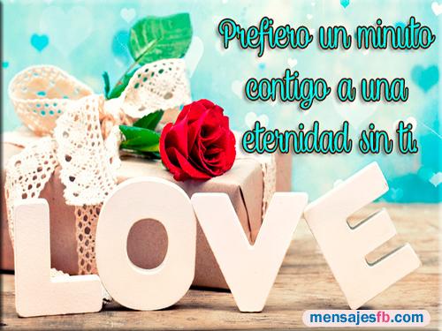 Mensajes para enamorar a la pareja - Mensajes para Amor Postales