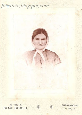 Martha Ann Willson Davis Beldor Rockingham Co VA https://jollettetc.blogspot.com