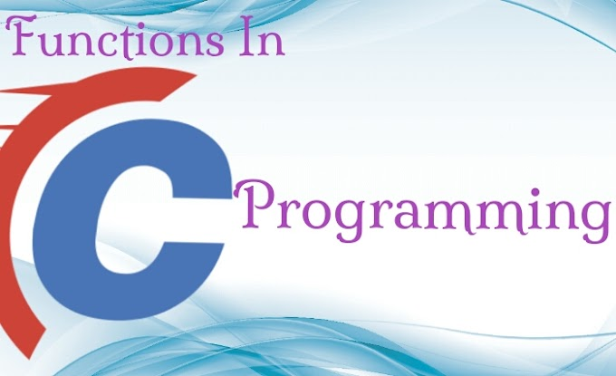 Functions in C Programming Language