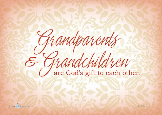 New Grandparent Poems
