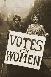 """Feminismo, Sufragistas inglesas, """"La colina del almendro"""""""