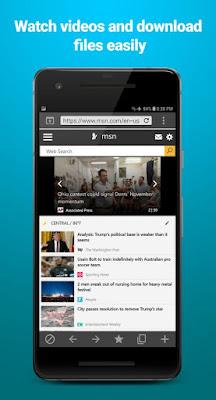 تنزيل تطبيق 4G Browser Web Explorer للأندرويد