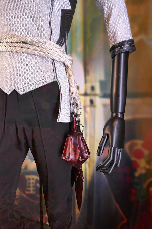 Shang-Chi Xialing costume and rope dart