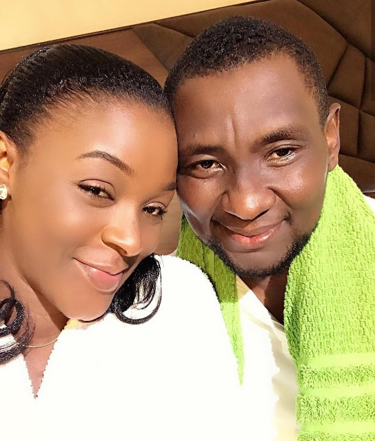 """I'm not crazy, I'm leaving with my life"" – Actress Chacha Eke in tears as she announces end of her 7-year-old marriage (Video)"