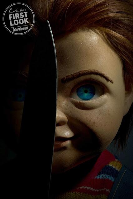brinquedo assassino, chucky, remake, lançamentos, 2019